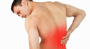 causes of pain in back and ribs
